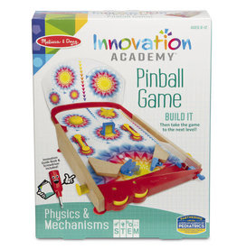 Melissa & Doug MD Innovation Academy Pinball Game