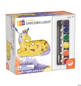 MindWare Paint Your Own Unicorn Light
