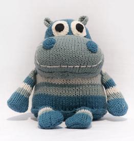 Little Nbaba Ndaba Hippo Crochet