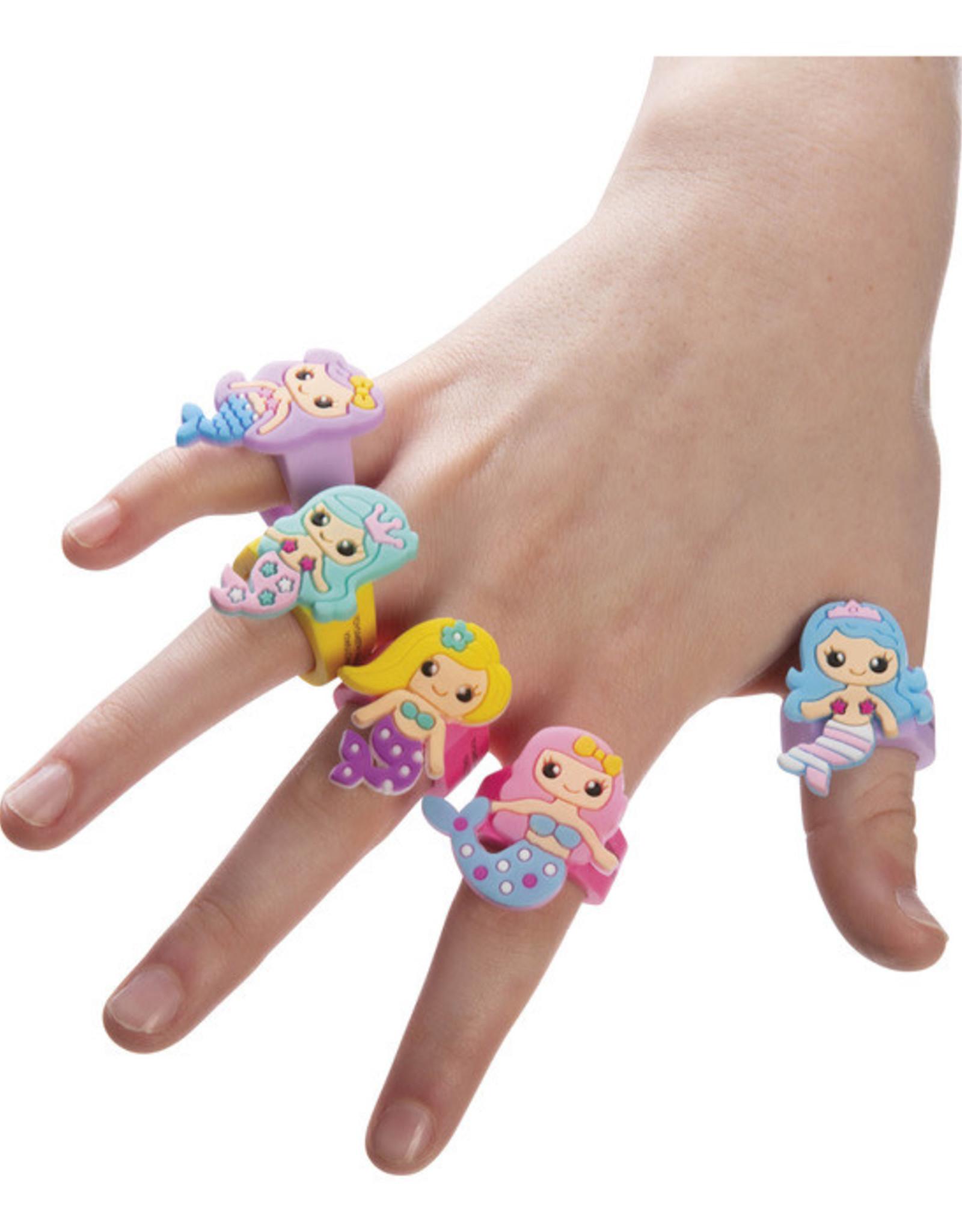Toysmith 1 Mermaid Rings
