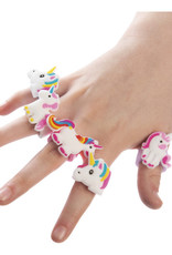 Toysmith 1 Magical Unicorn Rings