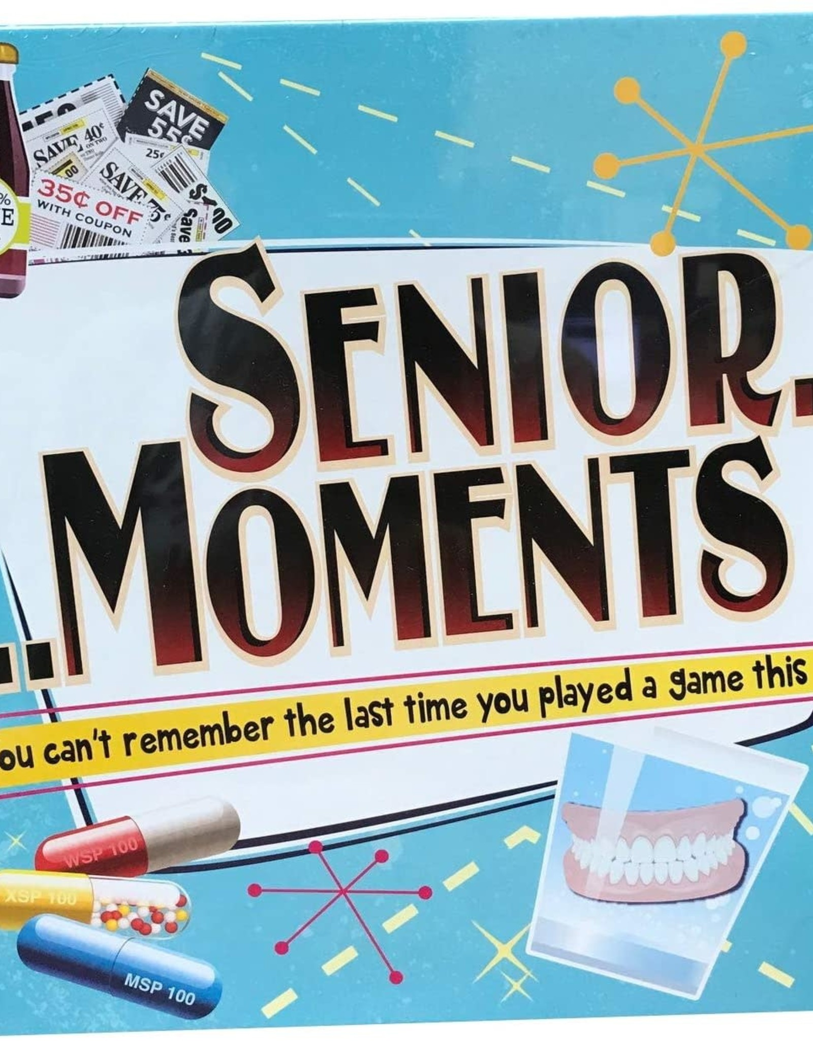 TDS Games Senior Moments Game