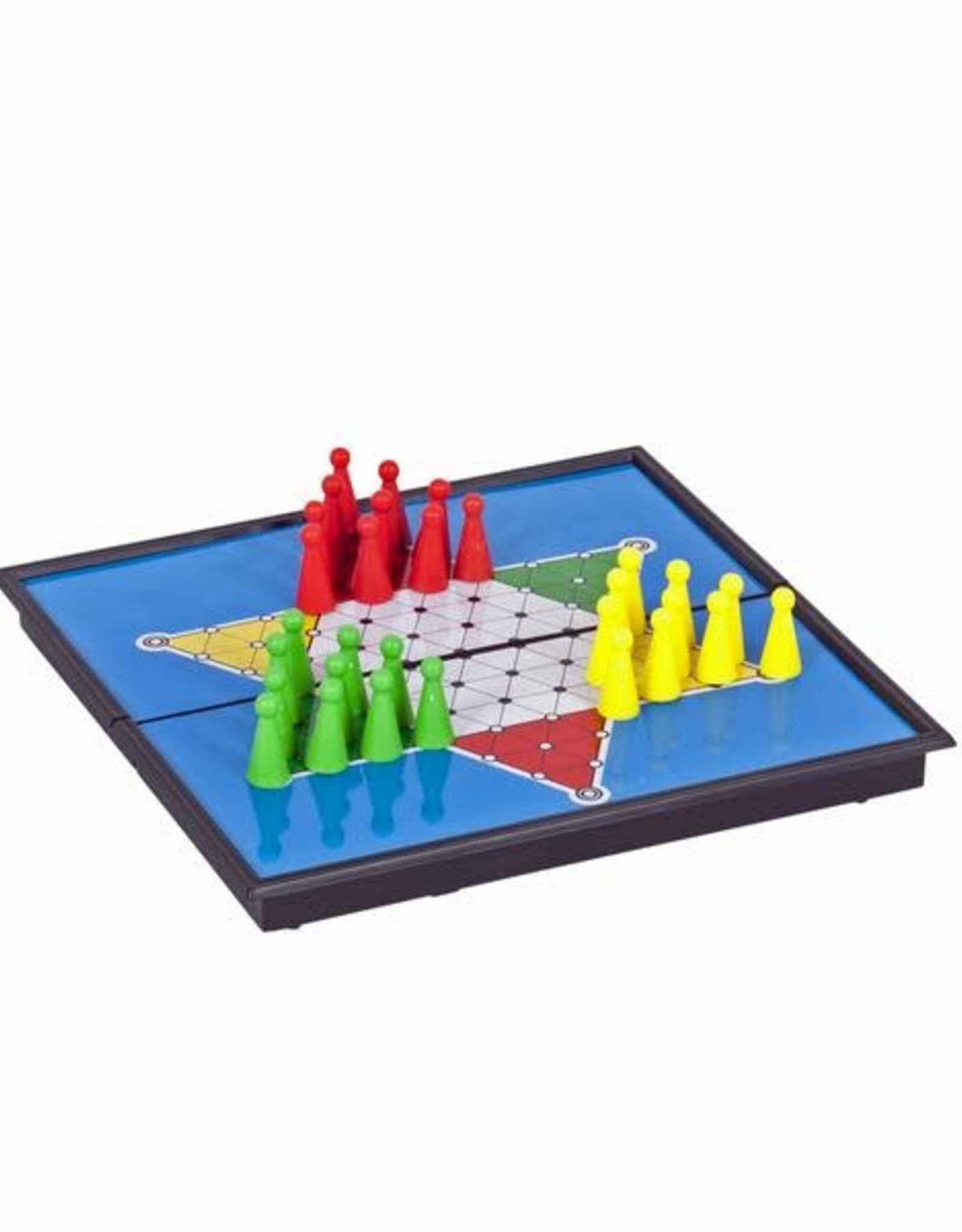 WE Games Magnetic Chinese Checkers 10""