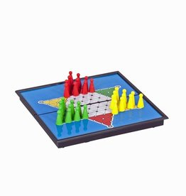 """WE Games Magnetic Chinese Checkers 10"""""""