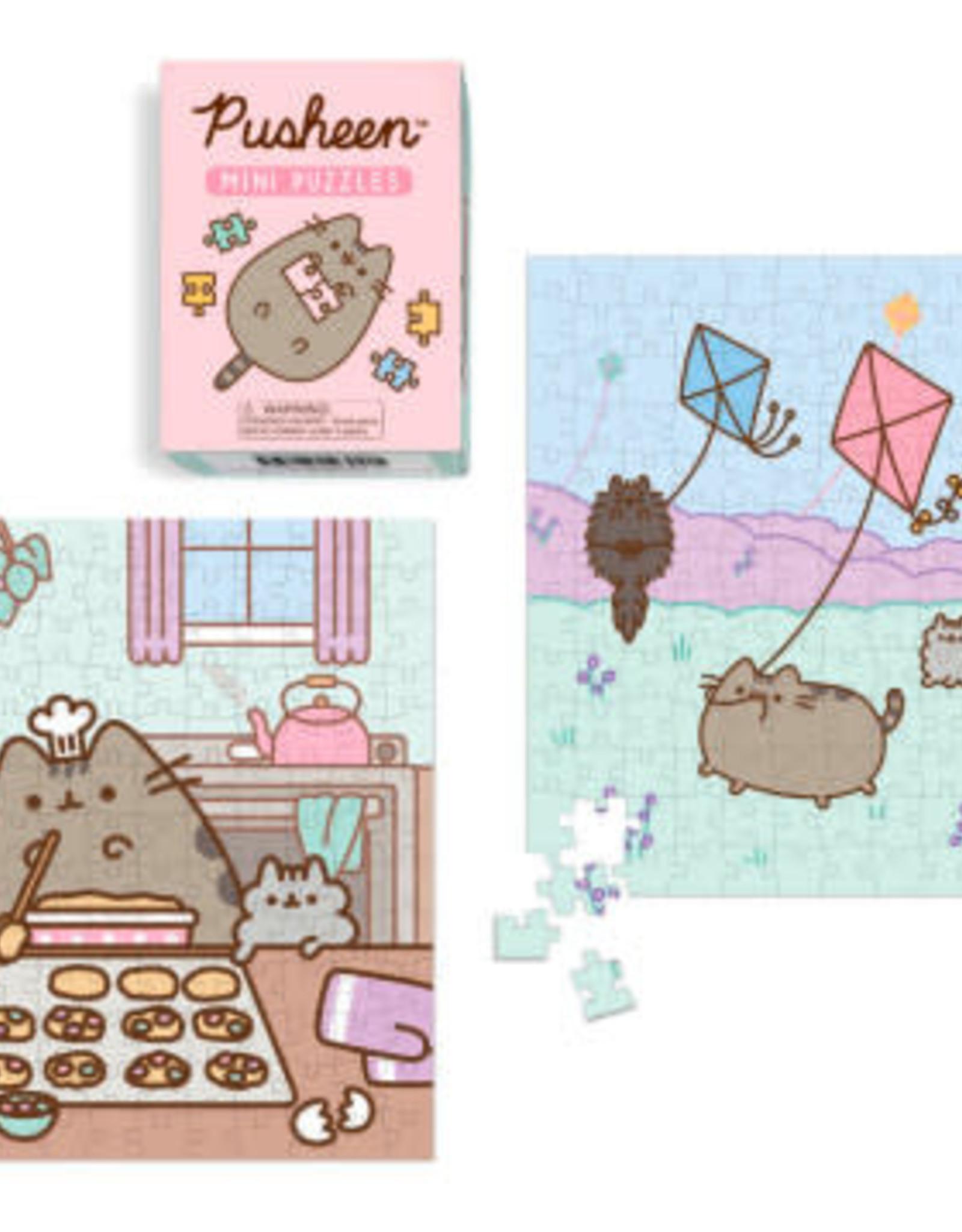 Hachette Mini Kit Pusheen Puzzles