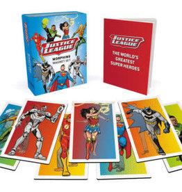 Hachette Mini Kit Justice League Magnets