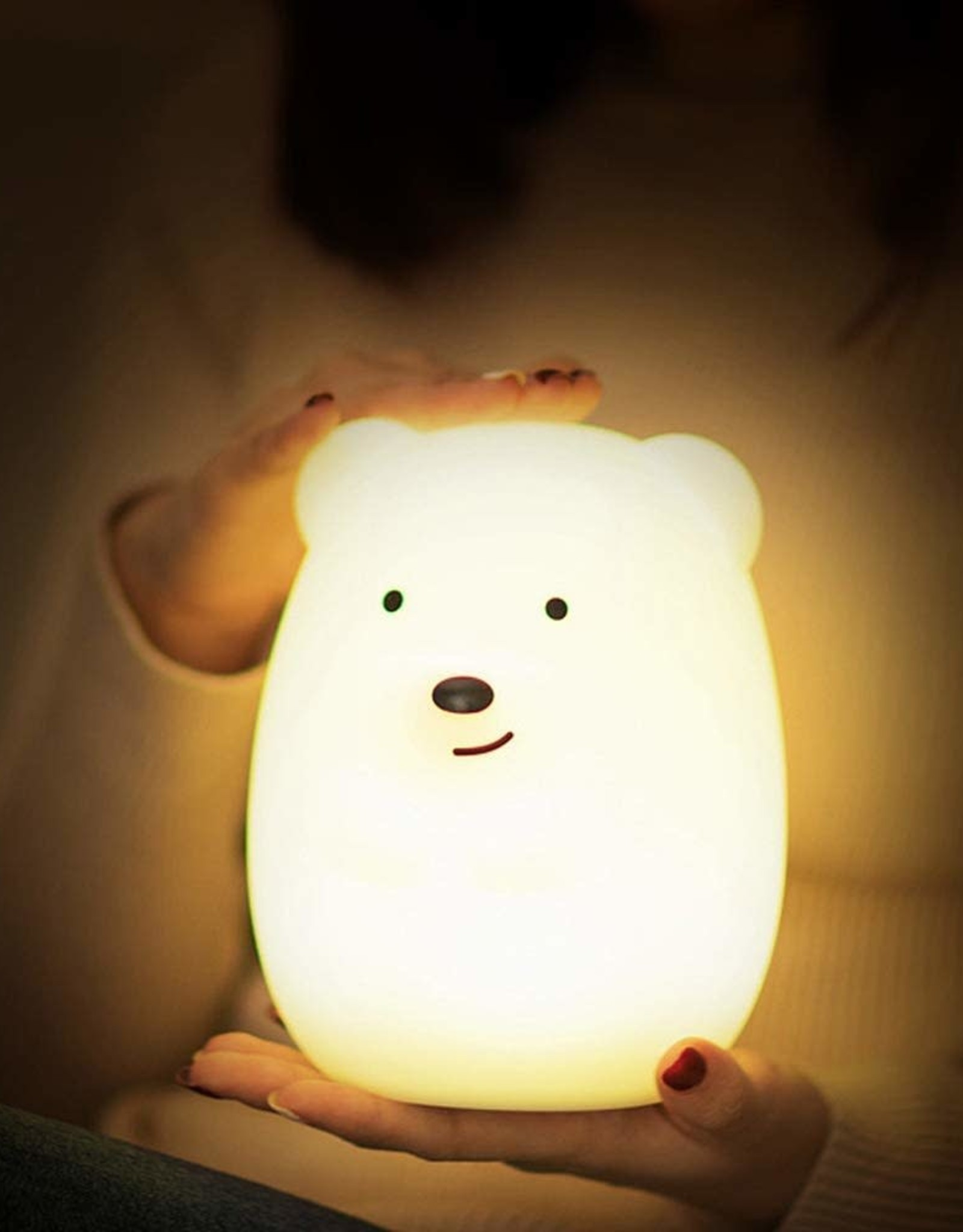 Lumieworld LumiPet Bear Night Light