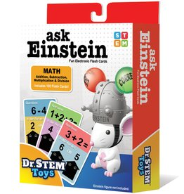 Dr Stem Toys Ask Einstein Math Set