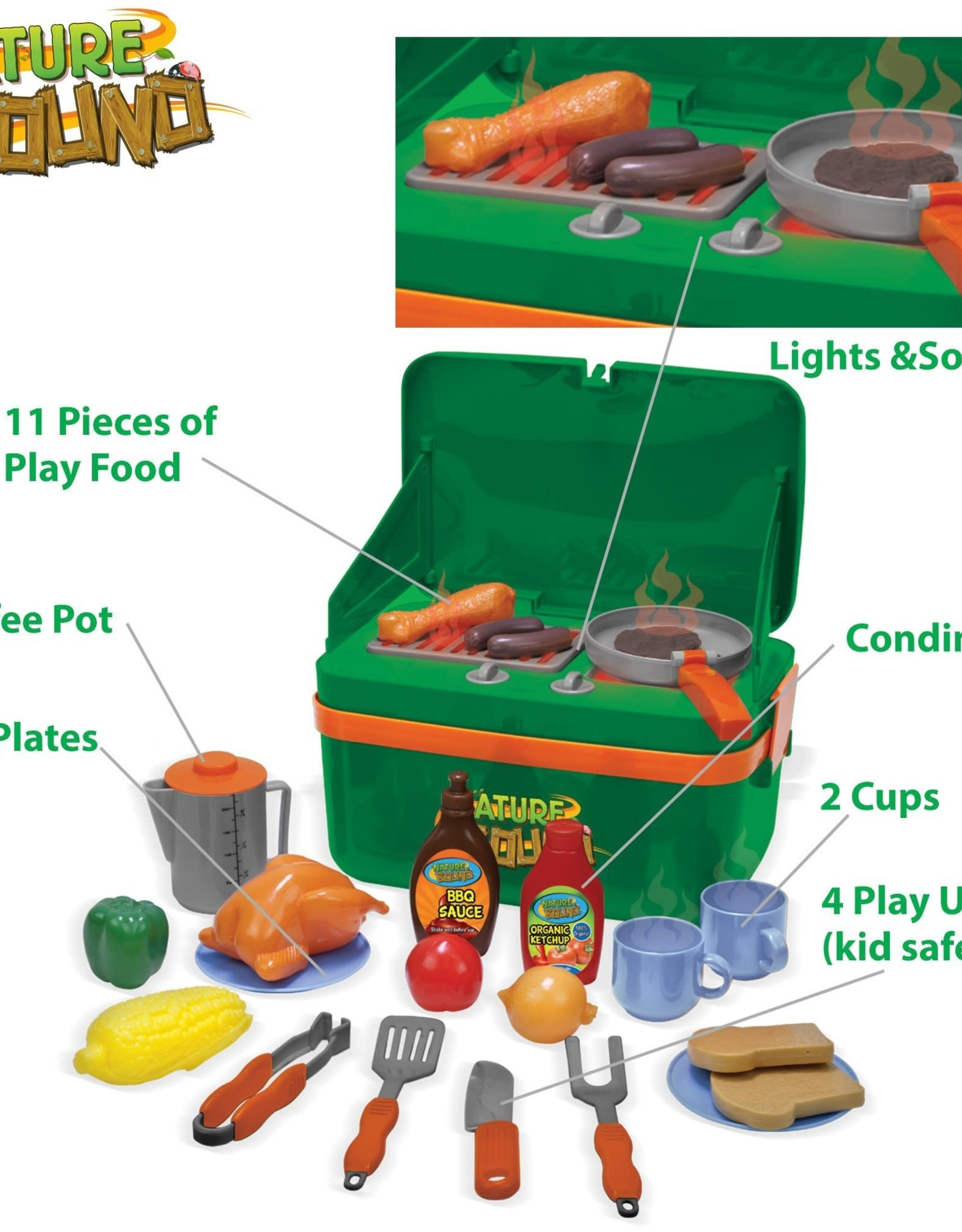 Nature Bound Grill Camp Stove Set
