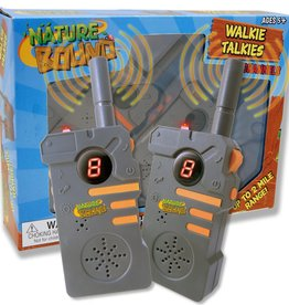 Nature Bound Walkie Talkie Set