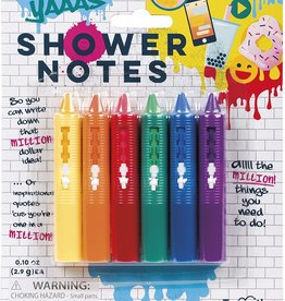 Toysmith Shower Notes