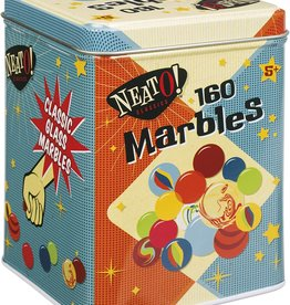 Toysmith Marbles In Tin Box