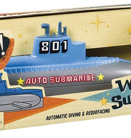 Toysmith Submarine Wind Up Bath Toy