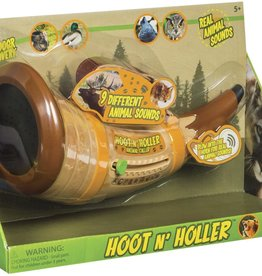 Outdoor Discovery Hoot N Holler Animal Caller