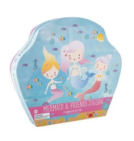Floss & Rock Mermaid Jigsaw 40pc