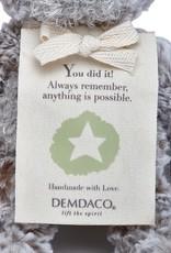 Demdaco Giving Bear Mini You Did It
