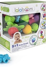 Lalaboom Lalaboom Beads Set 48pc Set