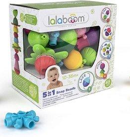 Lalaboom Lalaboom Beads Set 48pc Set