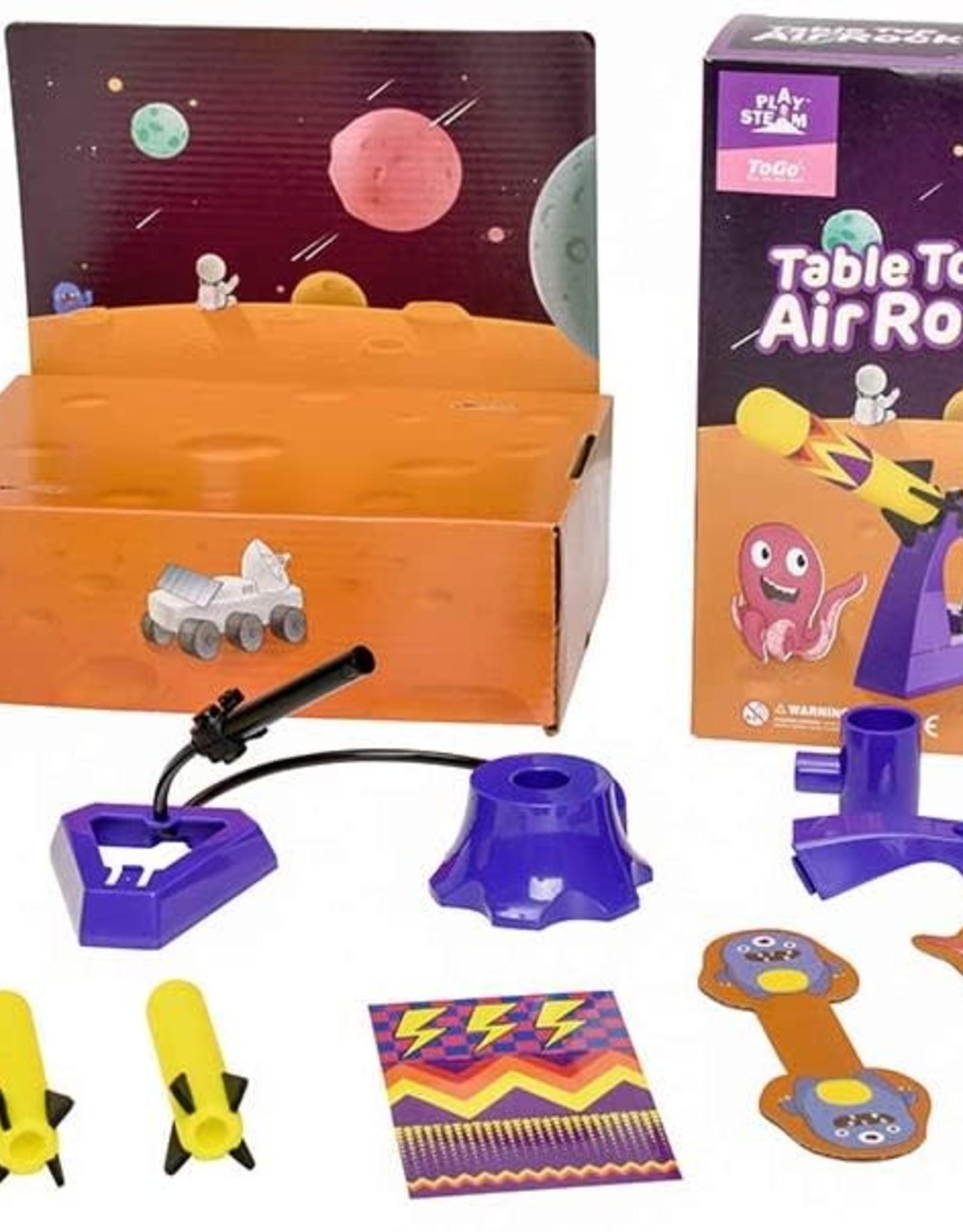 Play Steam Table Top Air Rocket