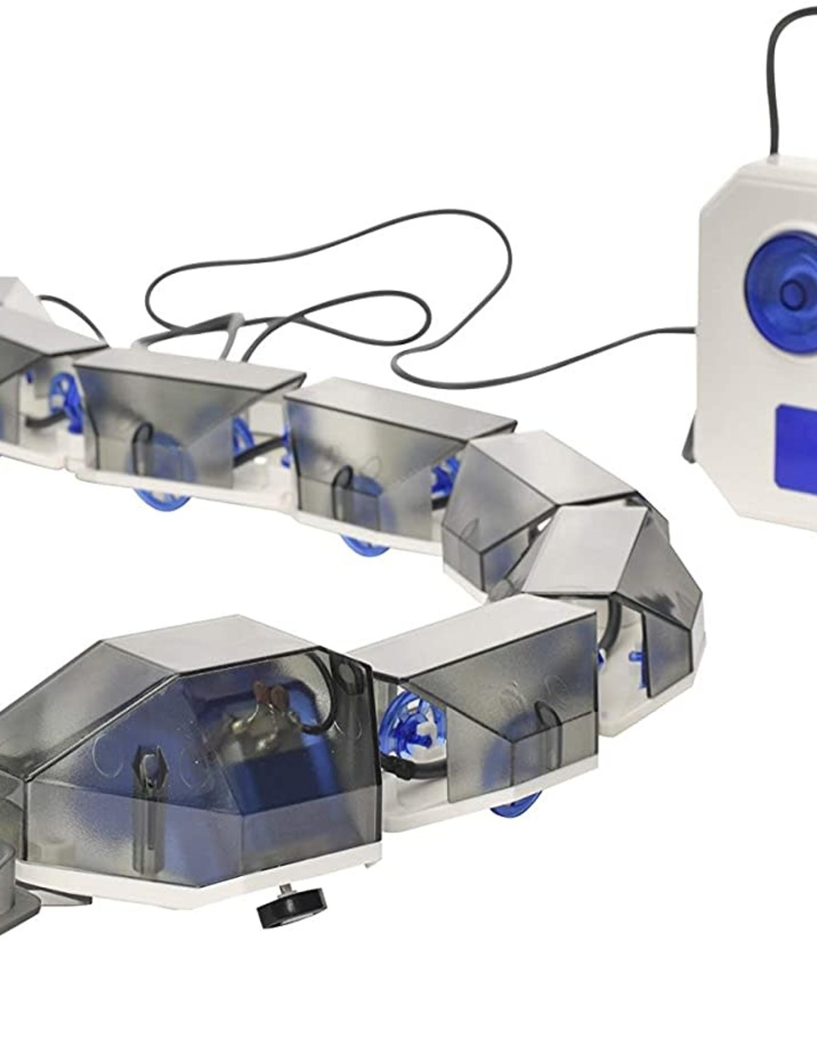 Play Steam Bionic Robot Soccer Snake