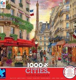 1000pc David Maclean Cities - Paris
