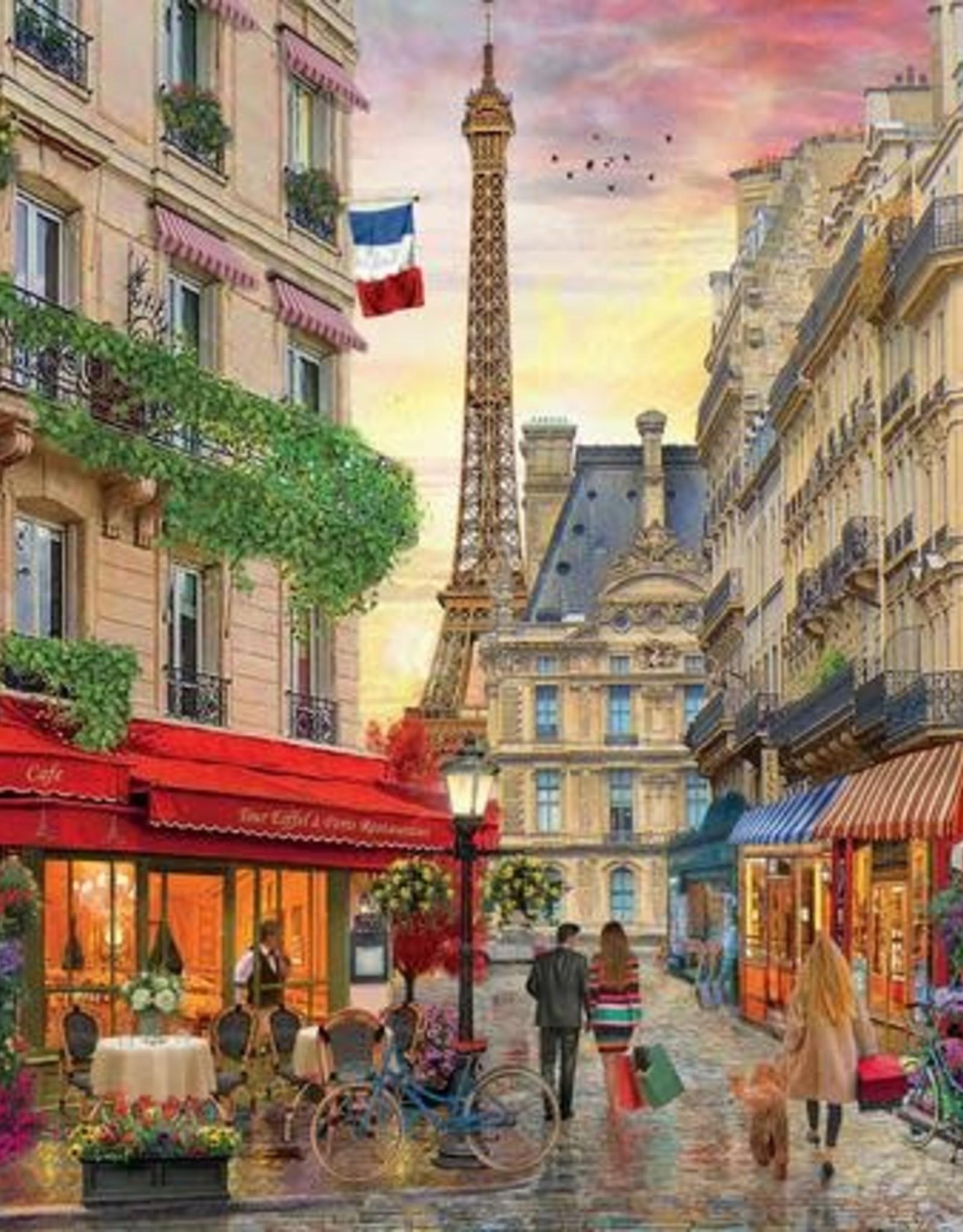 Ceaco 1000pc David Maclean Cities - Paris