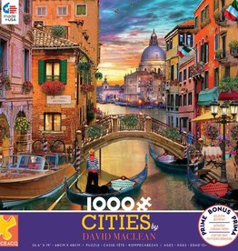 Ceaco 1000pc David Maclean Cities - Venice