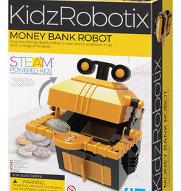 KidzRobotix Money Bank Robot