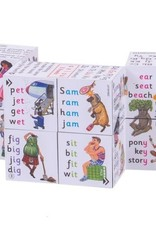 Bigjigs Toys Cube Book Spelling