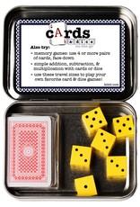 Kittd On The Go Tin Cards & Dice
