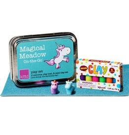 Kittd On The Go Tin Magical Meadow Unicorns