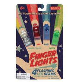 Schylling LED Finger Flashlights