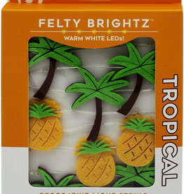 Brightz Brightz Felty - Palm and Pineapple