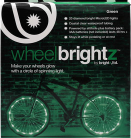 Brightz Bike Wheel Brightz - Green
