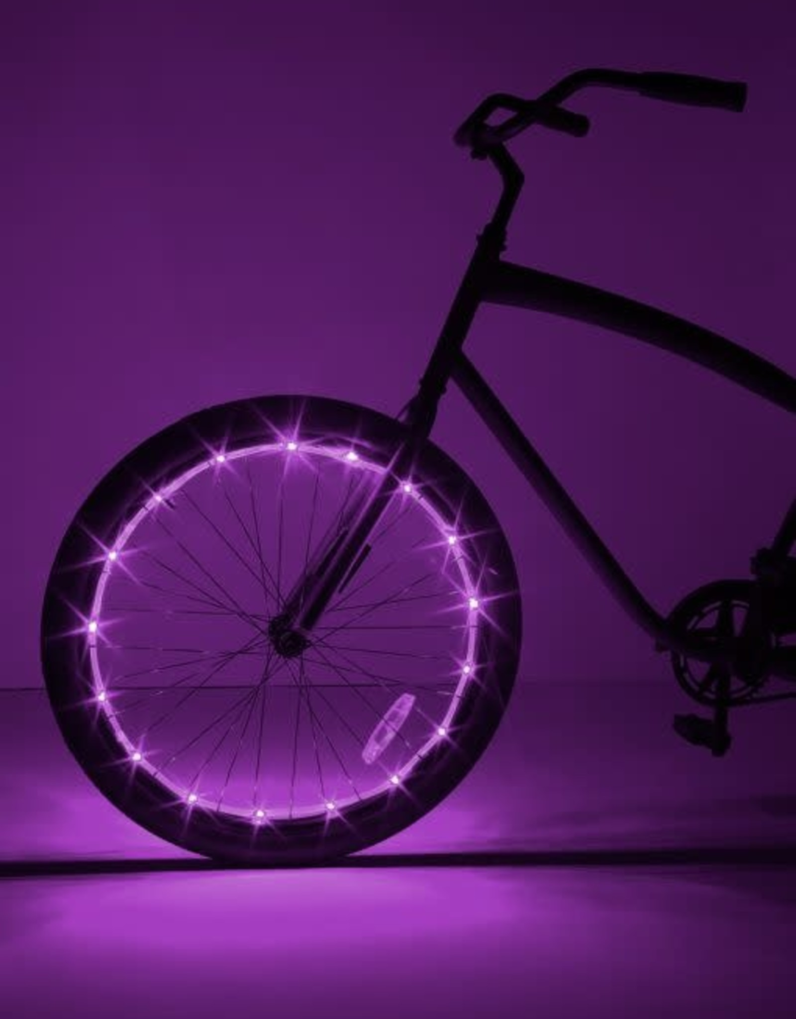 Brightz Bike Wheel Brightz - Purple
