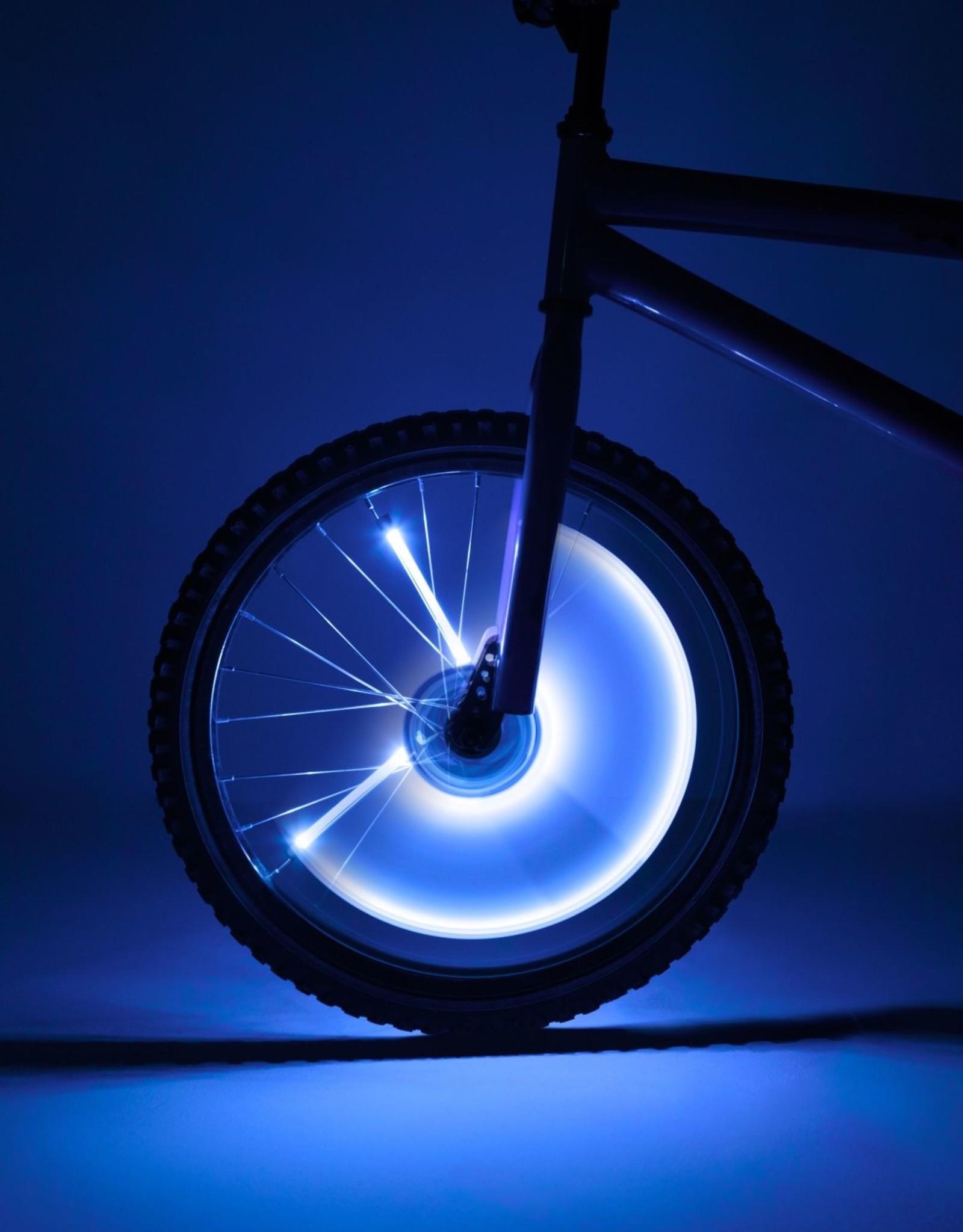Brightz Bike Spin Kidz Brightz - Blue