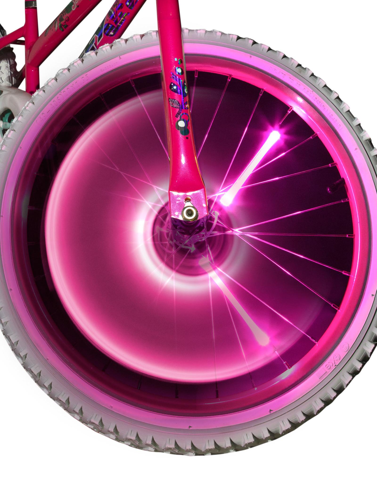 Brightz Bike Spin Kidz Brightz - Pink