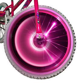 Brightz Bike Kidz Spin Brightz - Pink