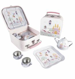 Floss & Rock Tea Set Fairy 7pc Tin