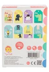 Schylling Animal ABC Flash Cards