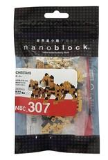 Schylling Nanoblock Cheetahs