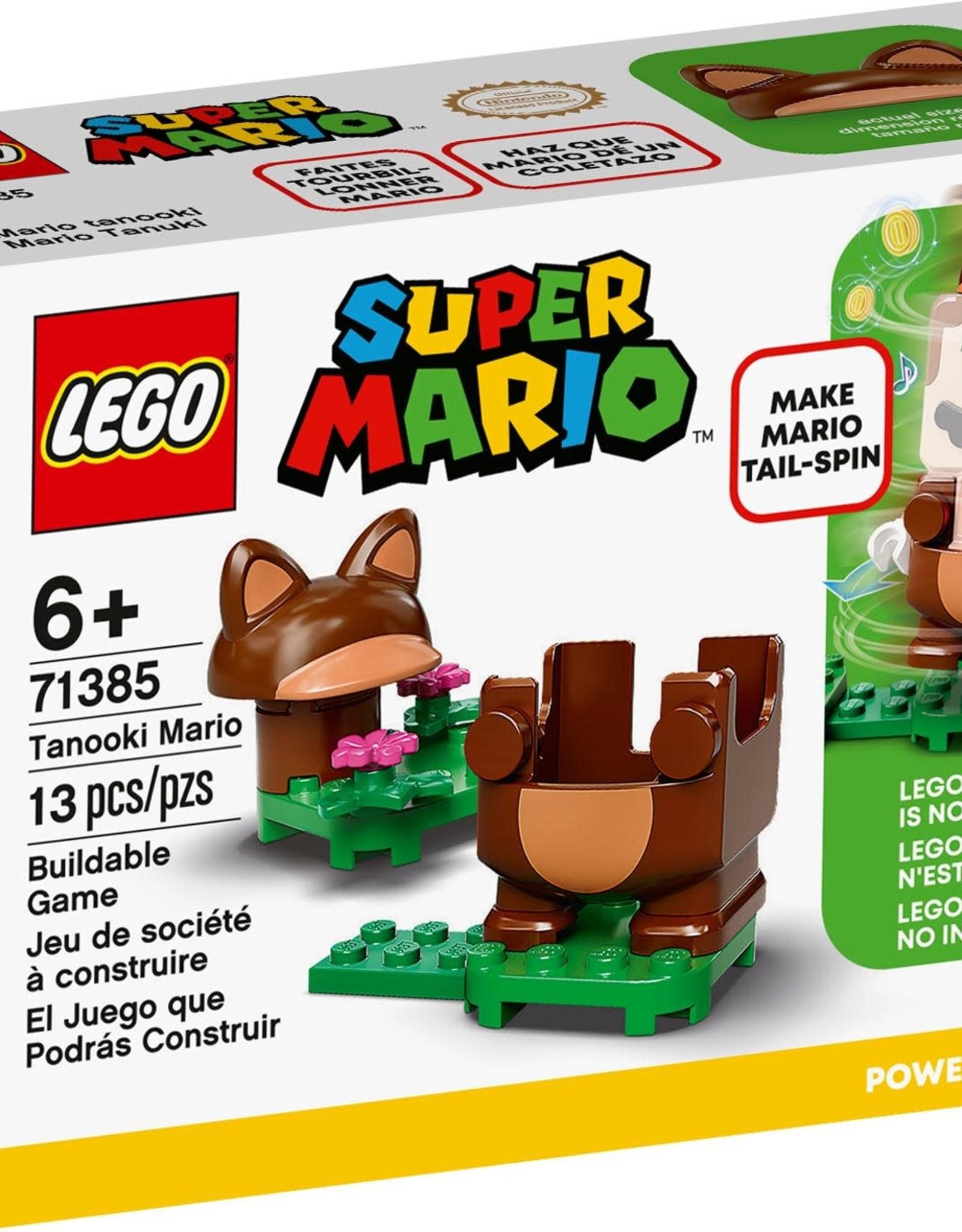 LEGO LEGO Mario Power Up Pack Tanooki