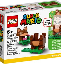 LEGO LEGO Mario Power Up Pack Tanooki