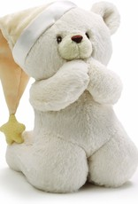Gund Animated Plush Prayer Bear