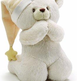 Gund Animated Plush Prayer Bear