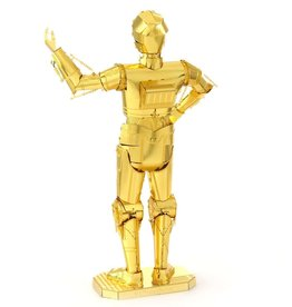 Metal Earth ME Star Wars C-3PO