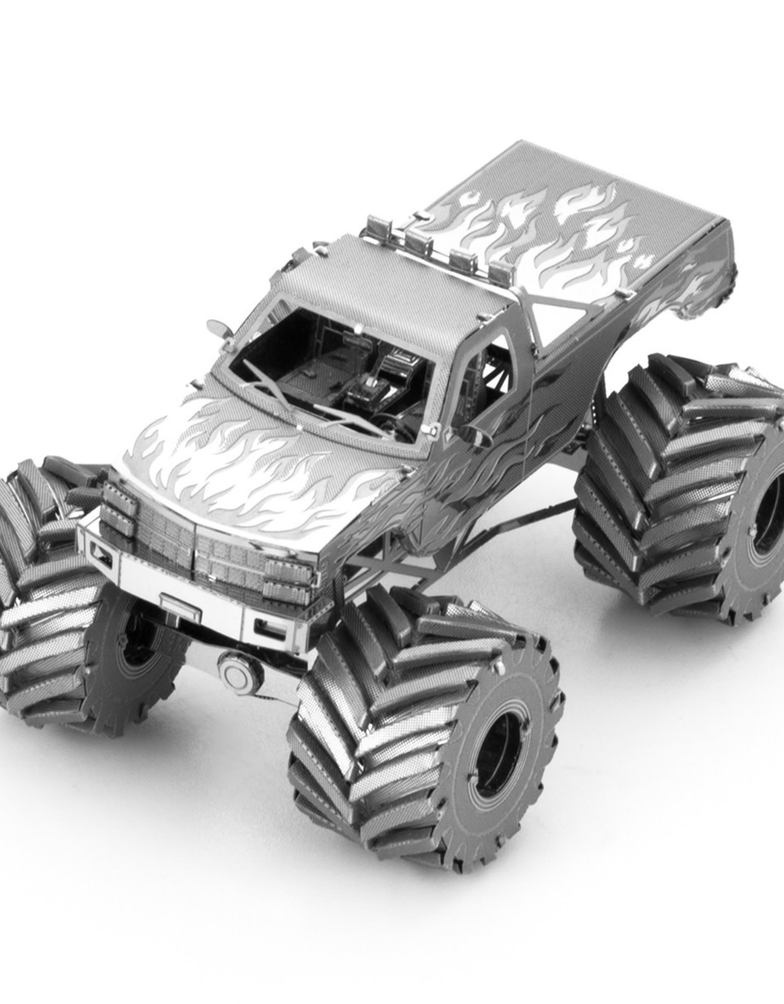 Metal Earth ME Monster Truck