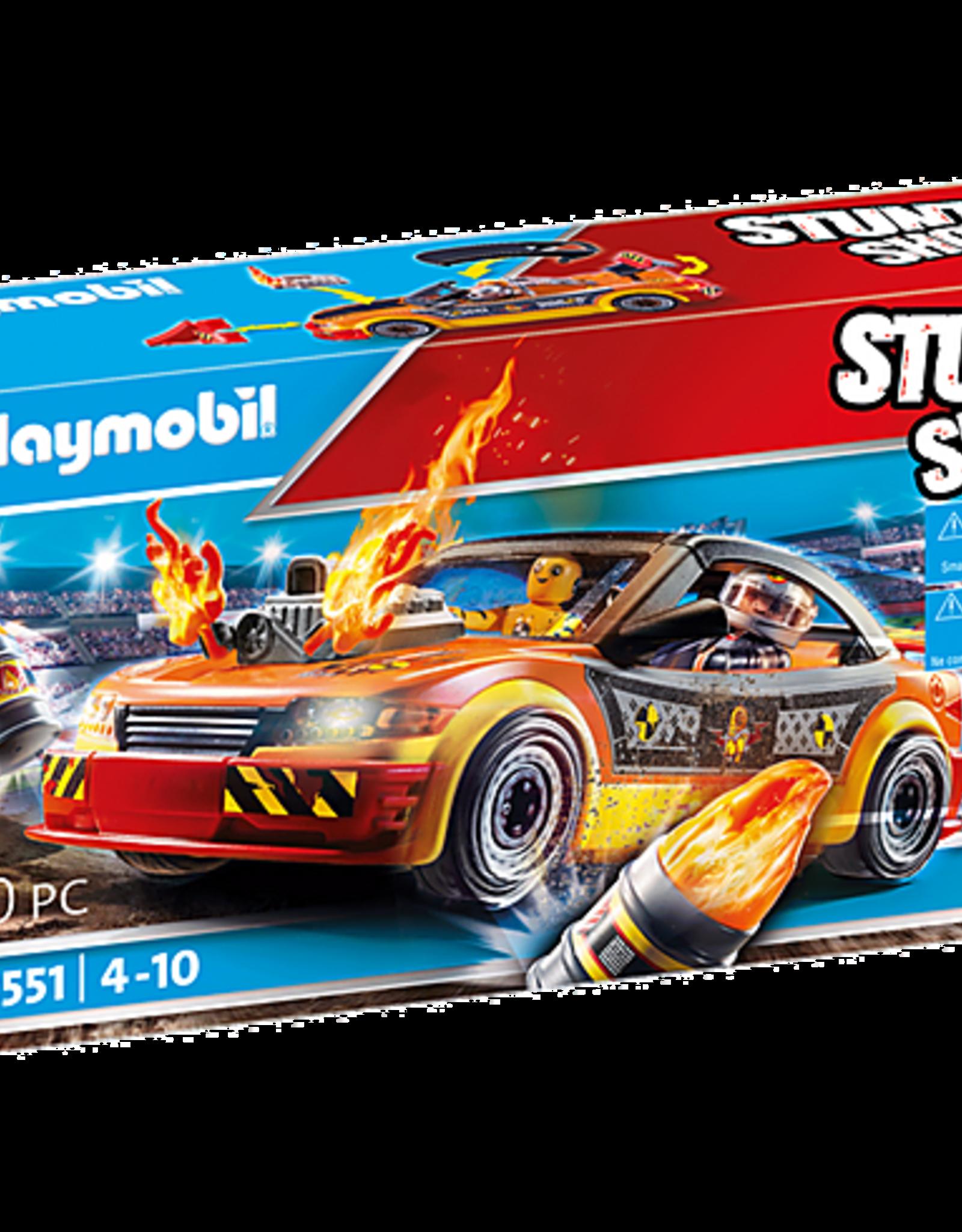Playmobil PM Stunt Show Crash Car