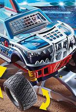 Playmobil PM Stunt Show Shark Monster Truck