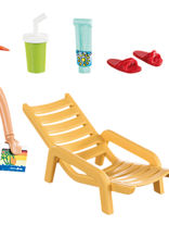Playmobil PM Sunbather Lounge Chair